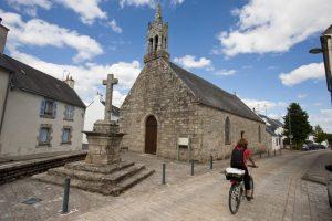 Ses monuments historiques de Ploemeur la chapelle Sainte Anne