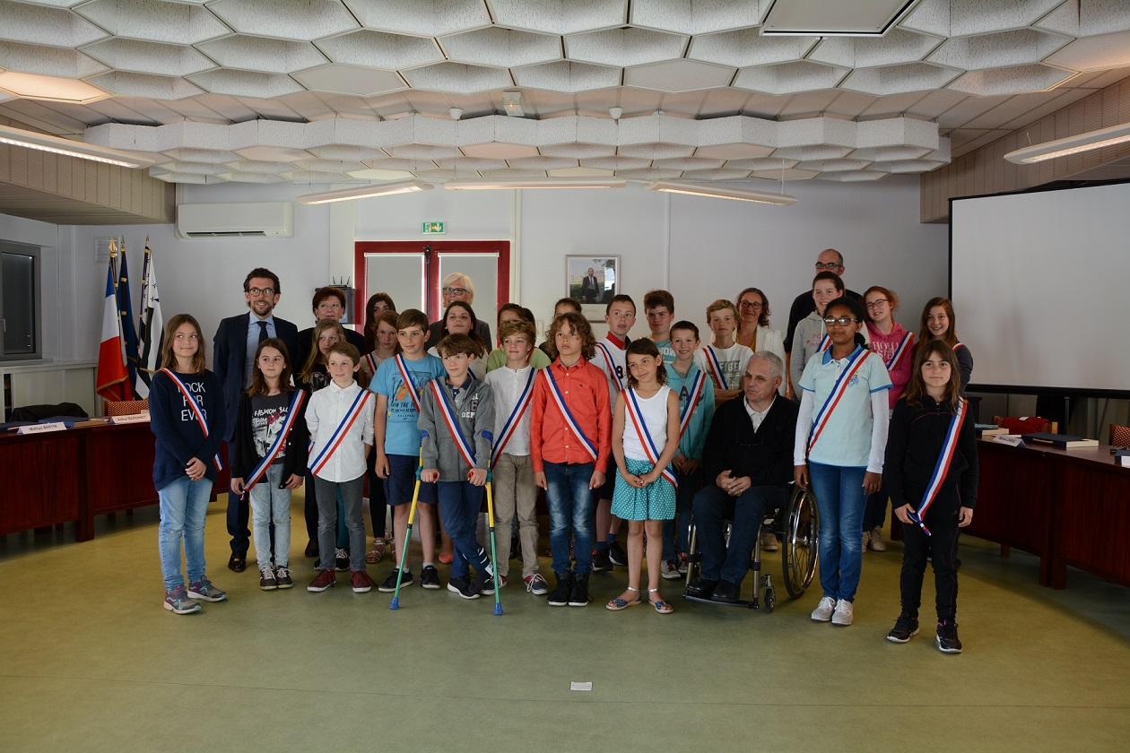 Le Conseil Municipal des Jeunes de Ploëmeur
