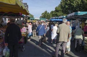 les marchés de Ploemur