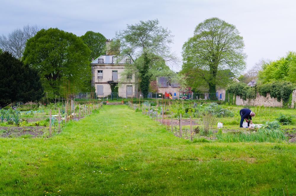 Jardins partag s de soye ville de ploemeur for Entretien jardin ploemeur