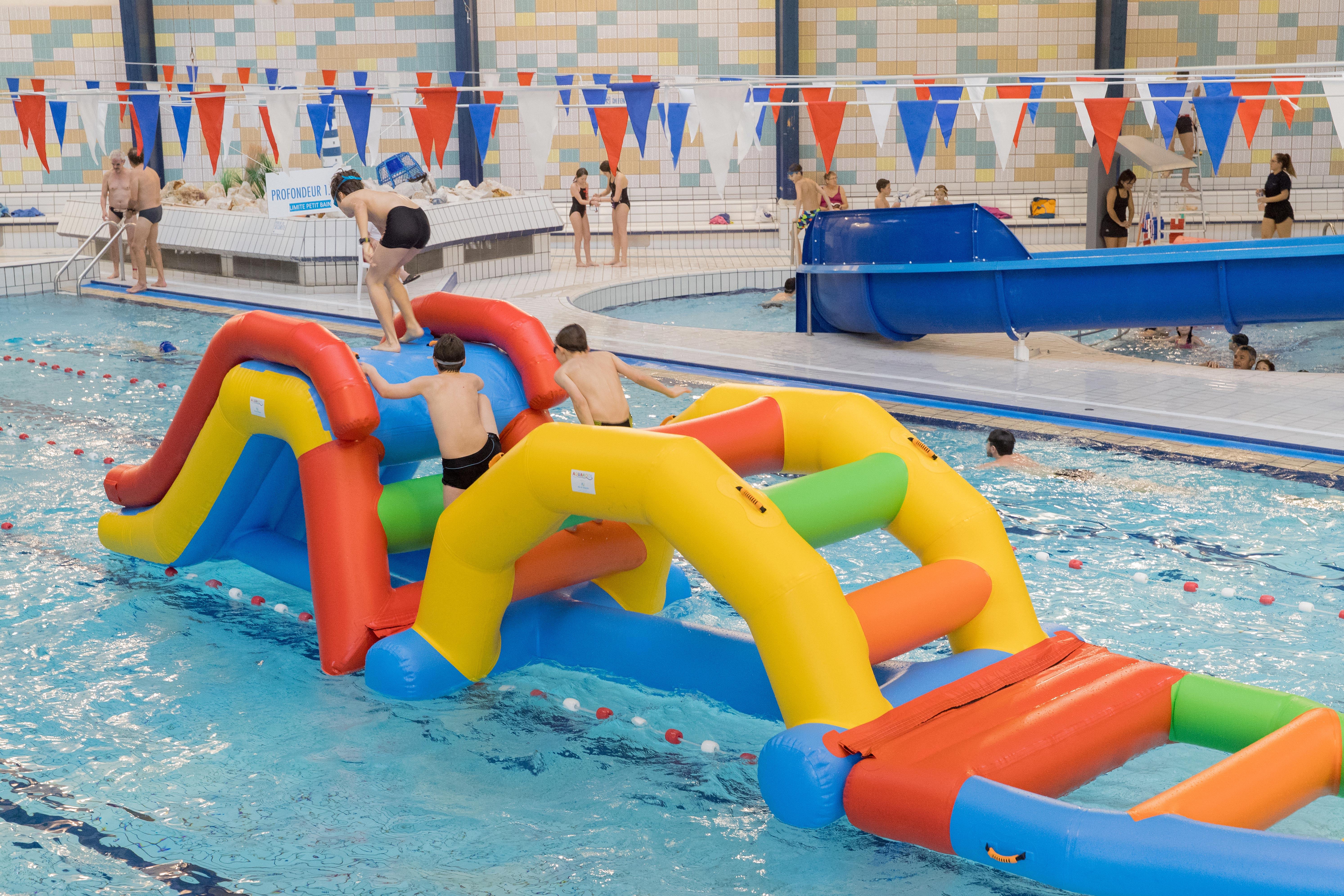 Le complexe aquatique oc anis ville de ploemeur - Horaire piscine barentin ...
